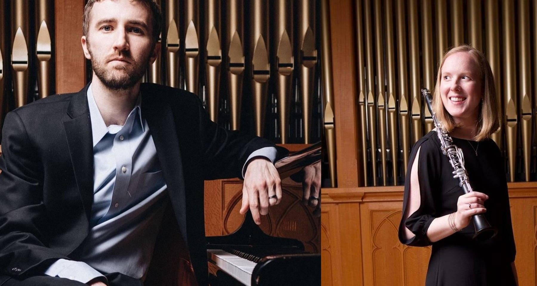Clarinet & Piano with Sam Post & Lauren Geist