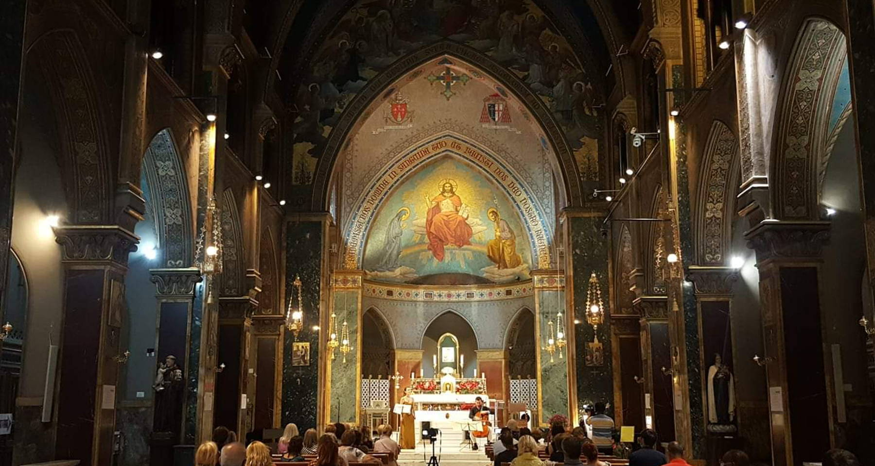 A Holiday Concert of Sacred Music — Towards Health
