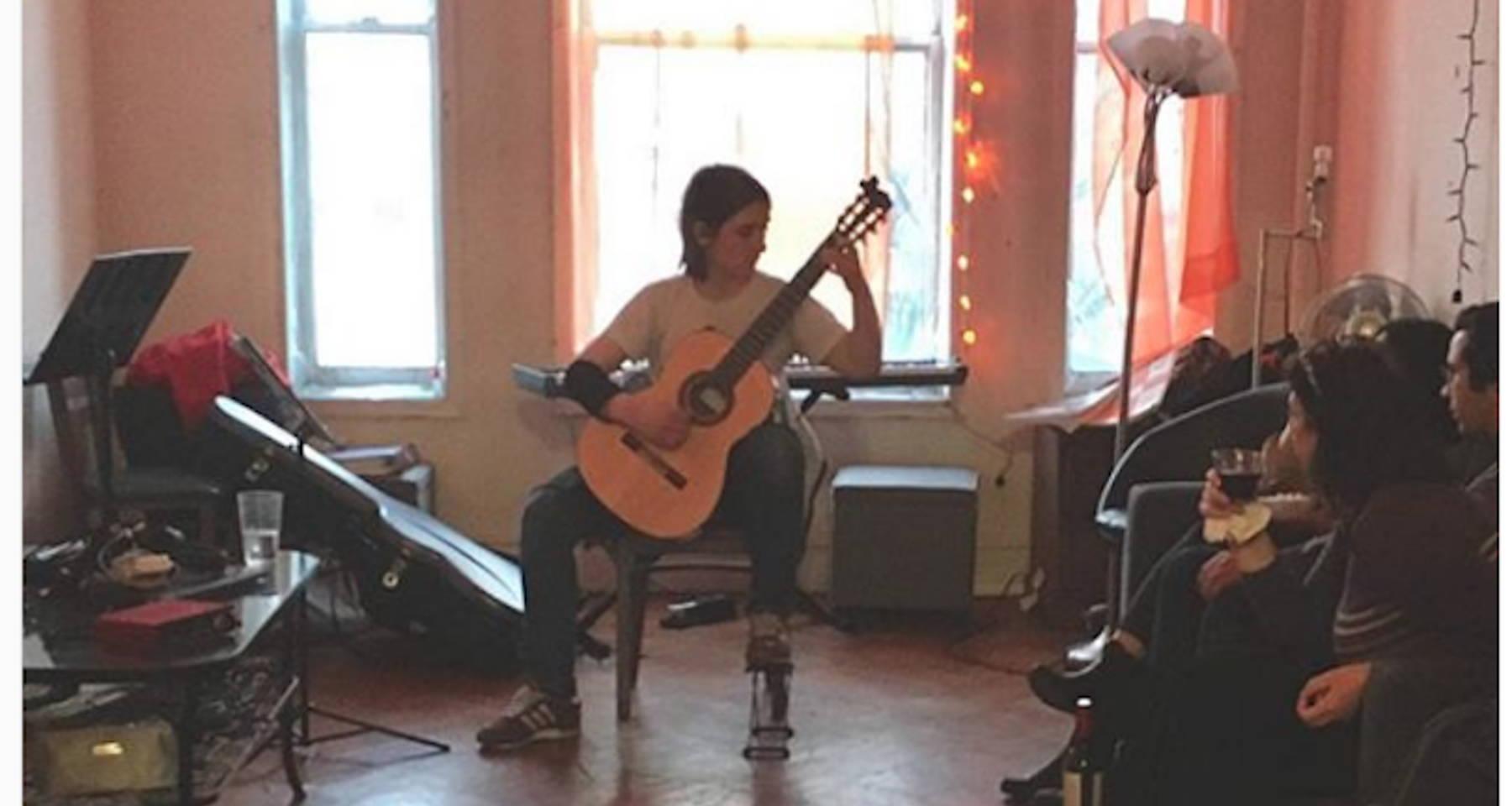 Springtime Serenades from Liz Hogg