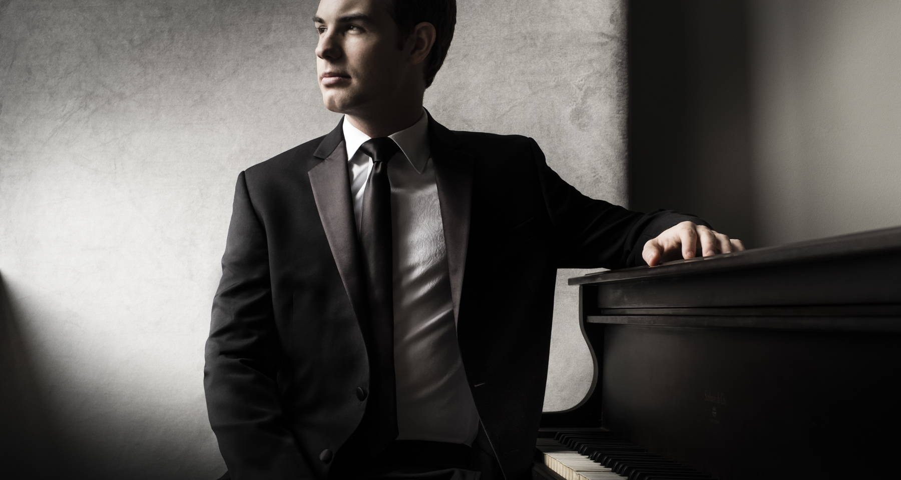 """This Week from Guarneri Hall: """"The Wanderer"""" with Pianist Drew Petersen"""