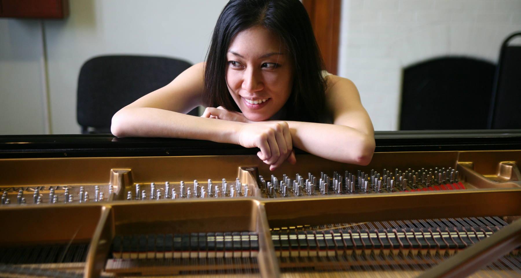 ASMI presents: pianist Minkyung Oh