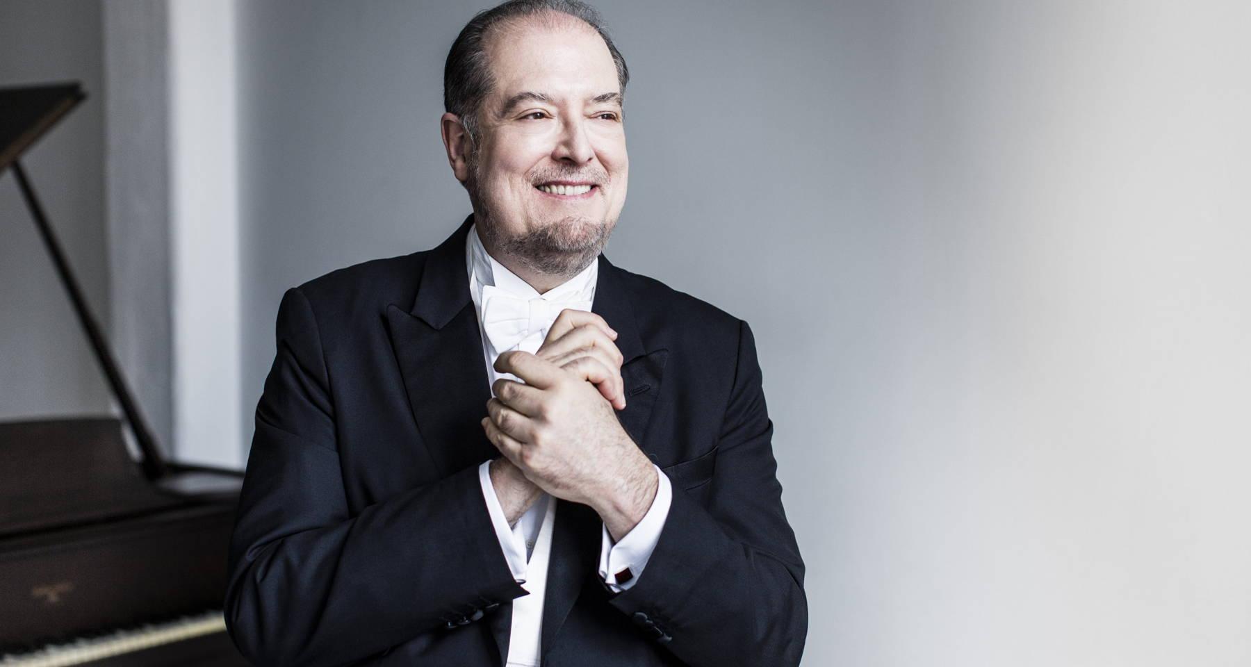 Pianist Garrick Ohlsson: 'Hammerklavier' & 'A Therese'