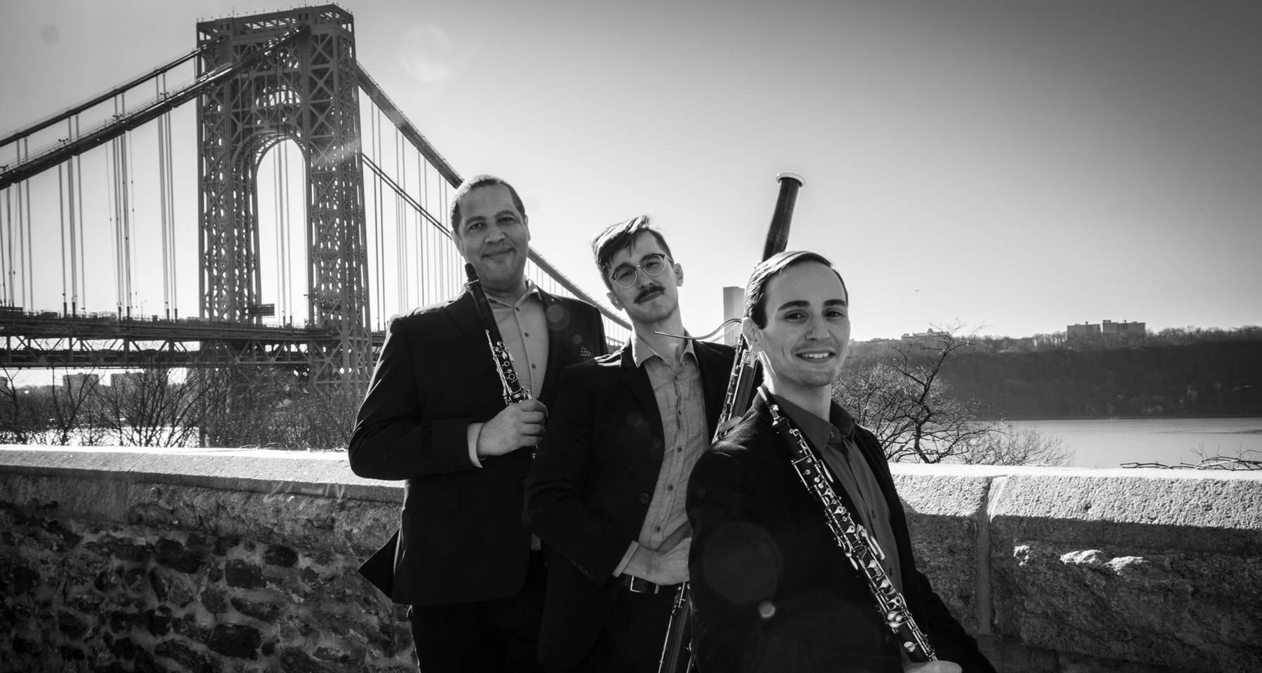Trio212 presents a Metropolitan Musical Mosaic
