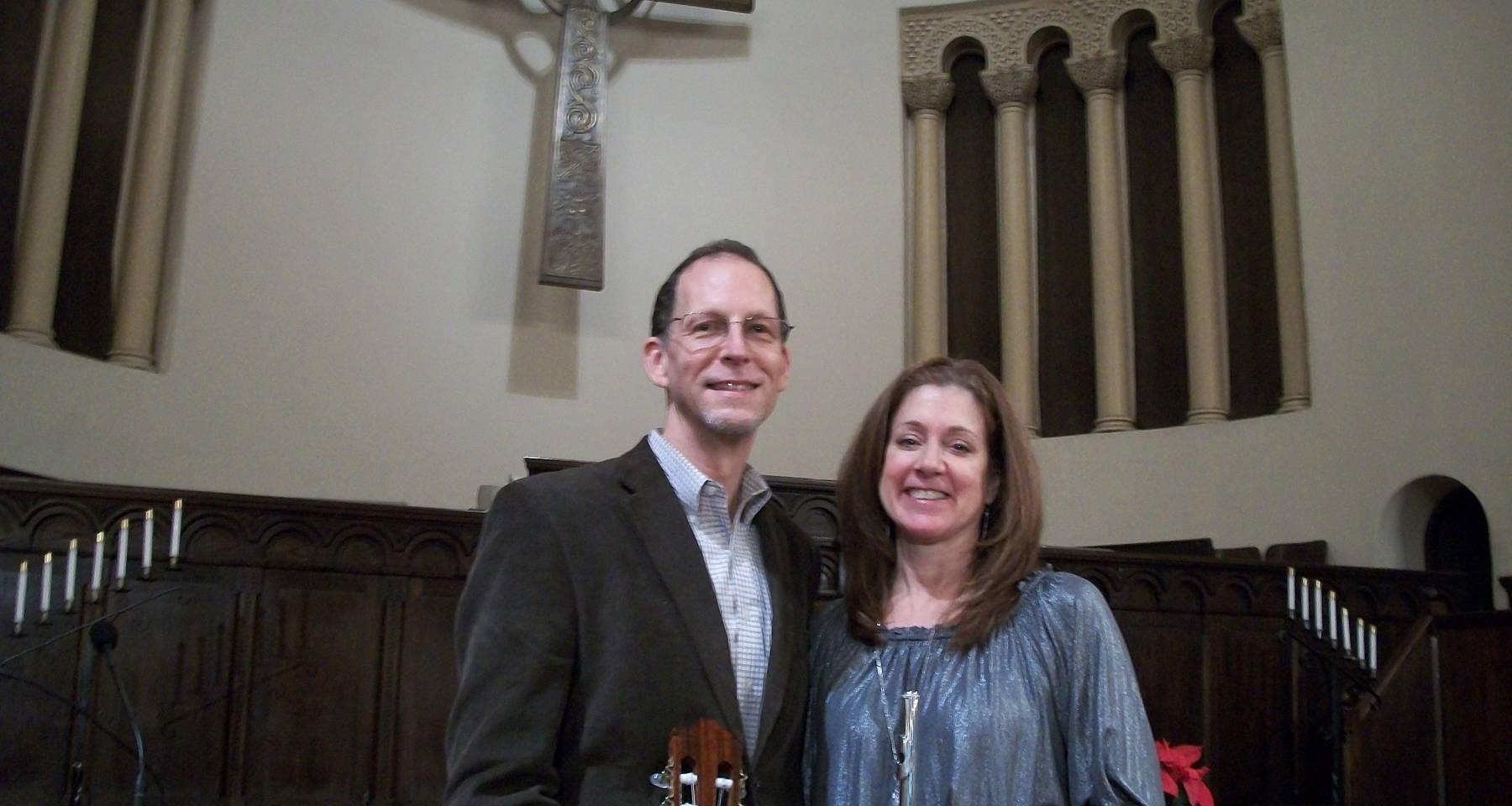 Classical Guitar Project presents Daniel Roest & Francesca Anderson