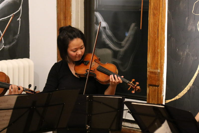 Groupmuse Chamber Music House Concerts With Your Friends