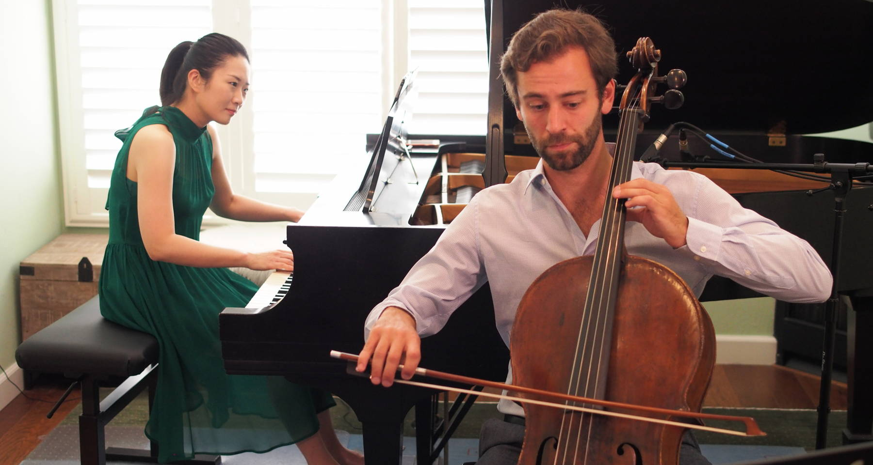 Piano and Cello - What Else Do You Need?