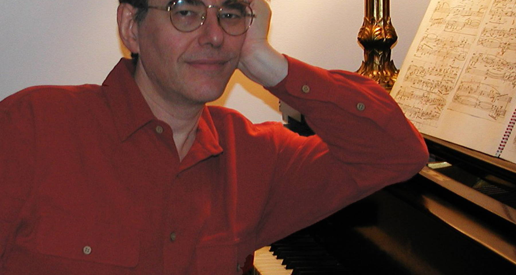 ASMI Presents: Pianist Marvin Wolfthal