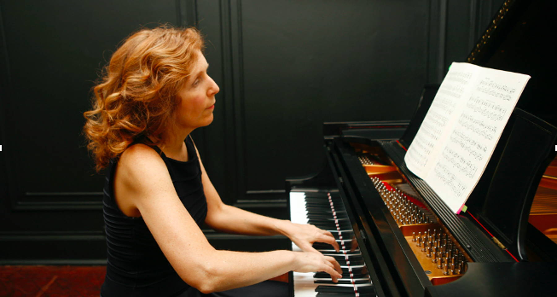 "Earth Day 2021: Pianist Carolyn Enger performs ""Resonating Earth"""