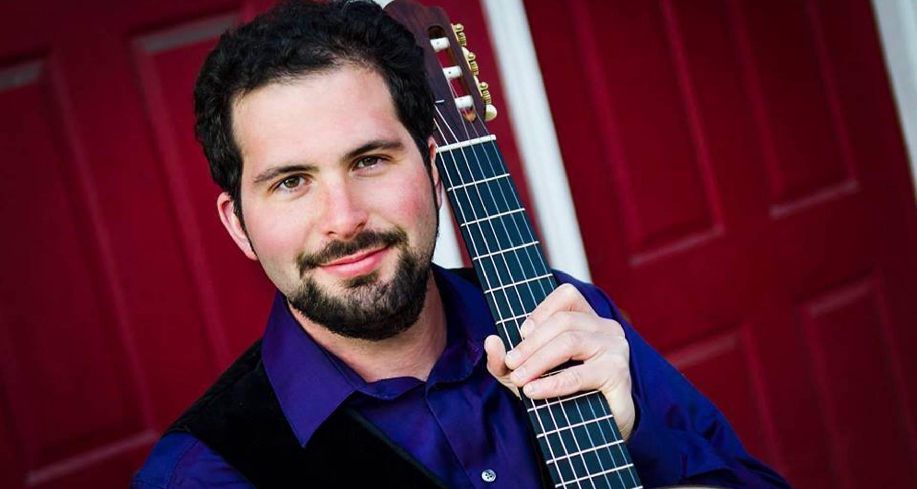 Lyle Sheffler Presents an Evening of Classical Guitar Gems