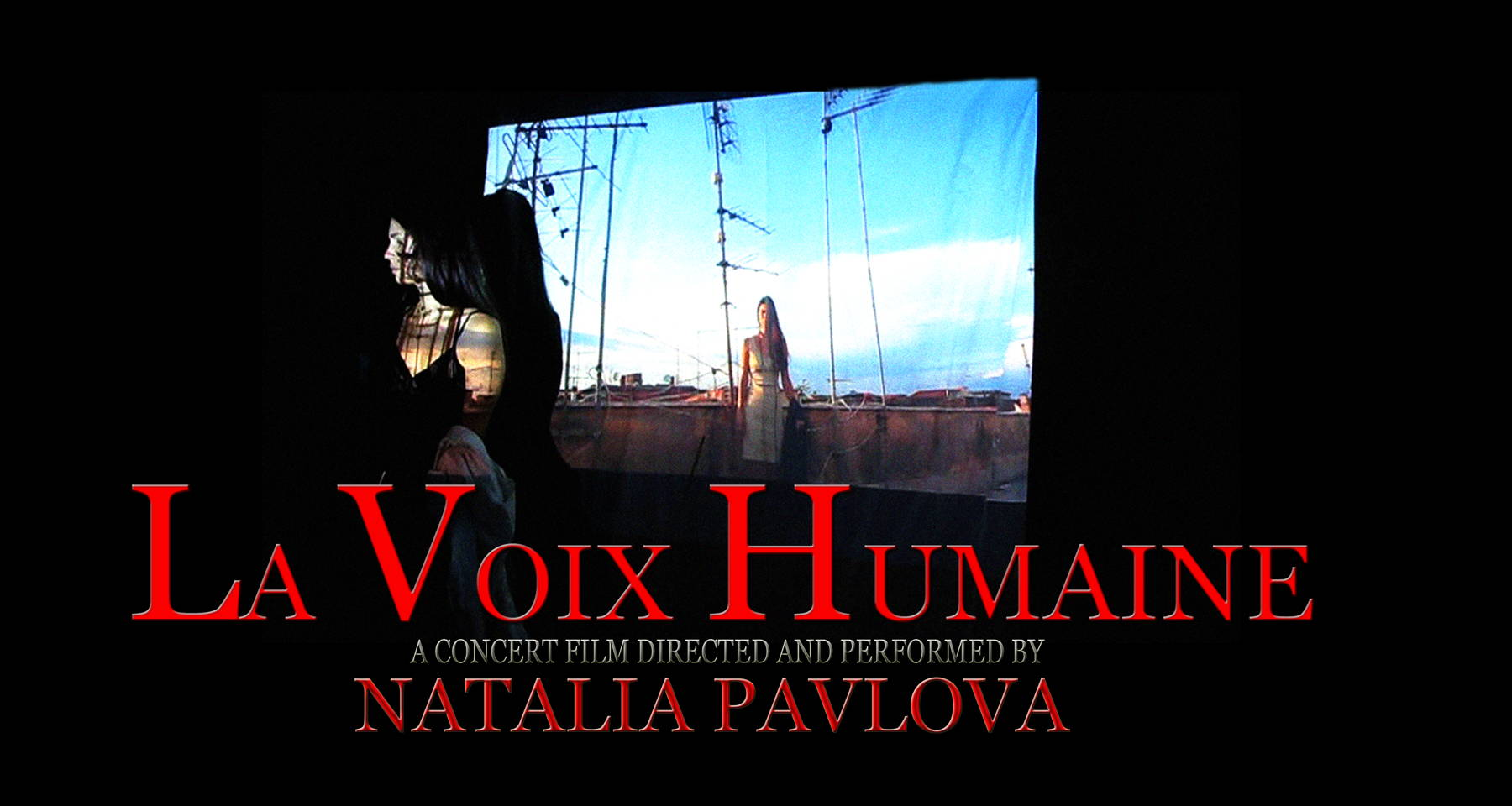 The Human Voice — A World Premiere