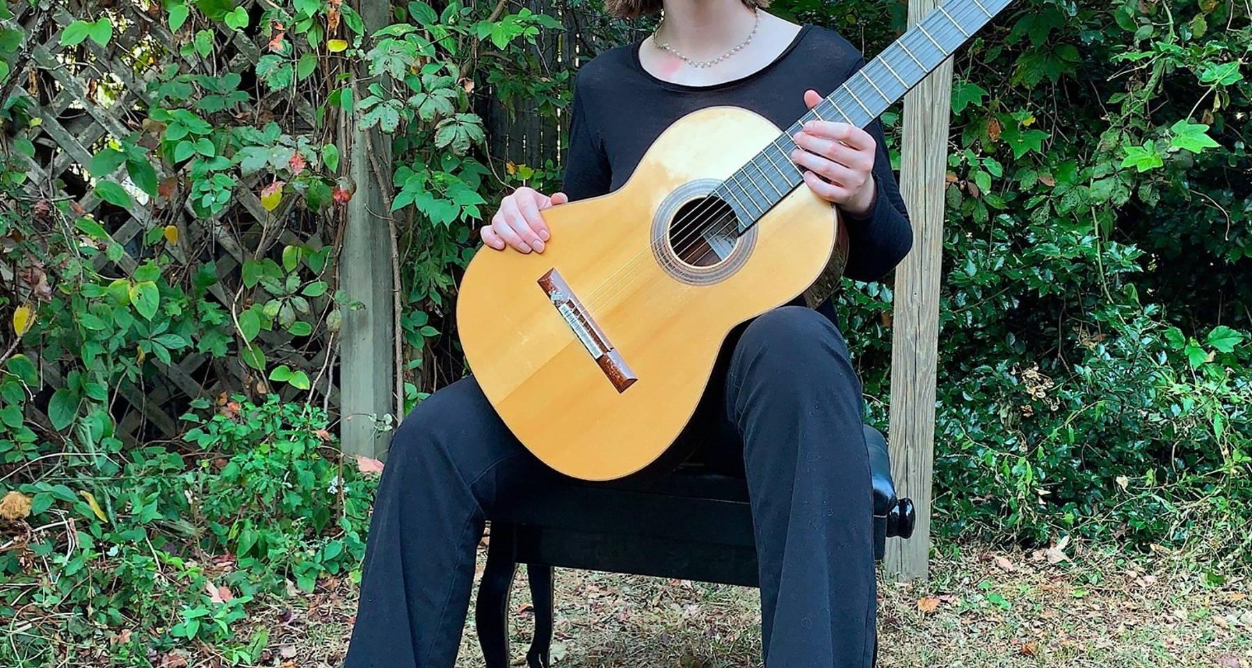Classical Guitar Encores With Liz Hogg