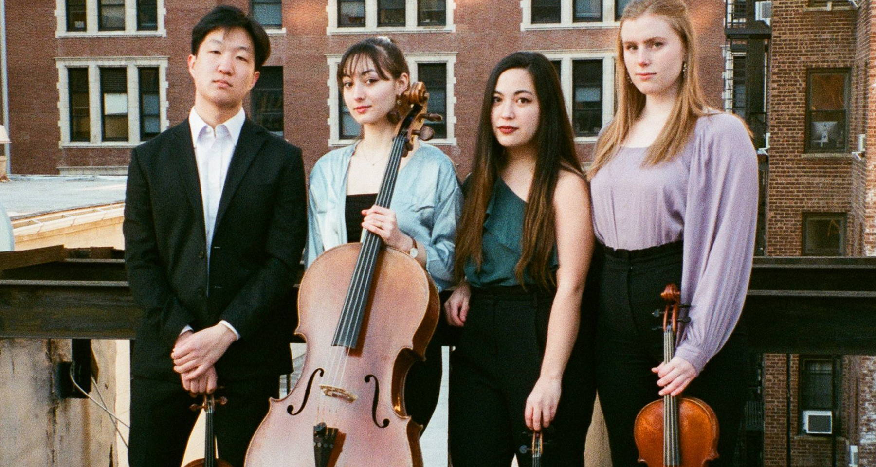 Razumovksy and Sunrise with the Lido Quartet