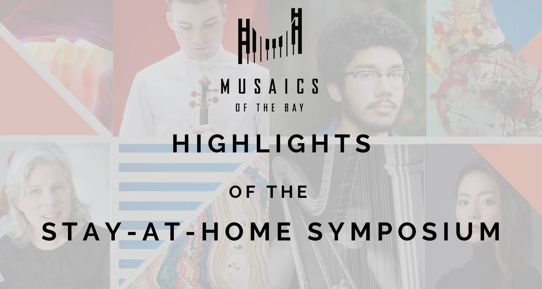 Highlights of the Stay-at-Home Symposium