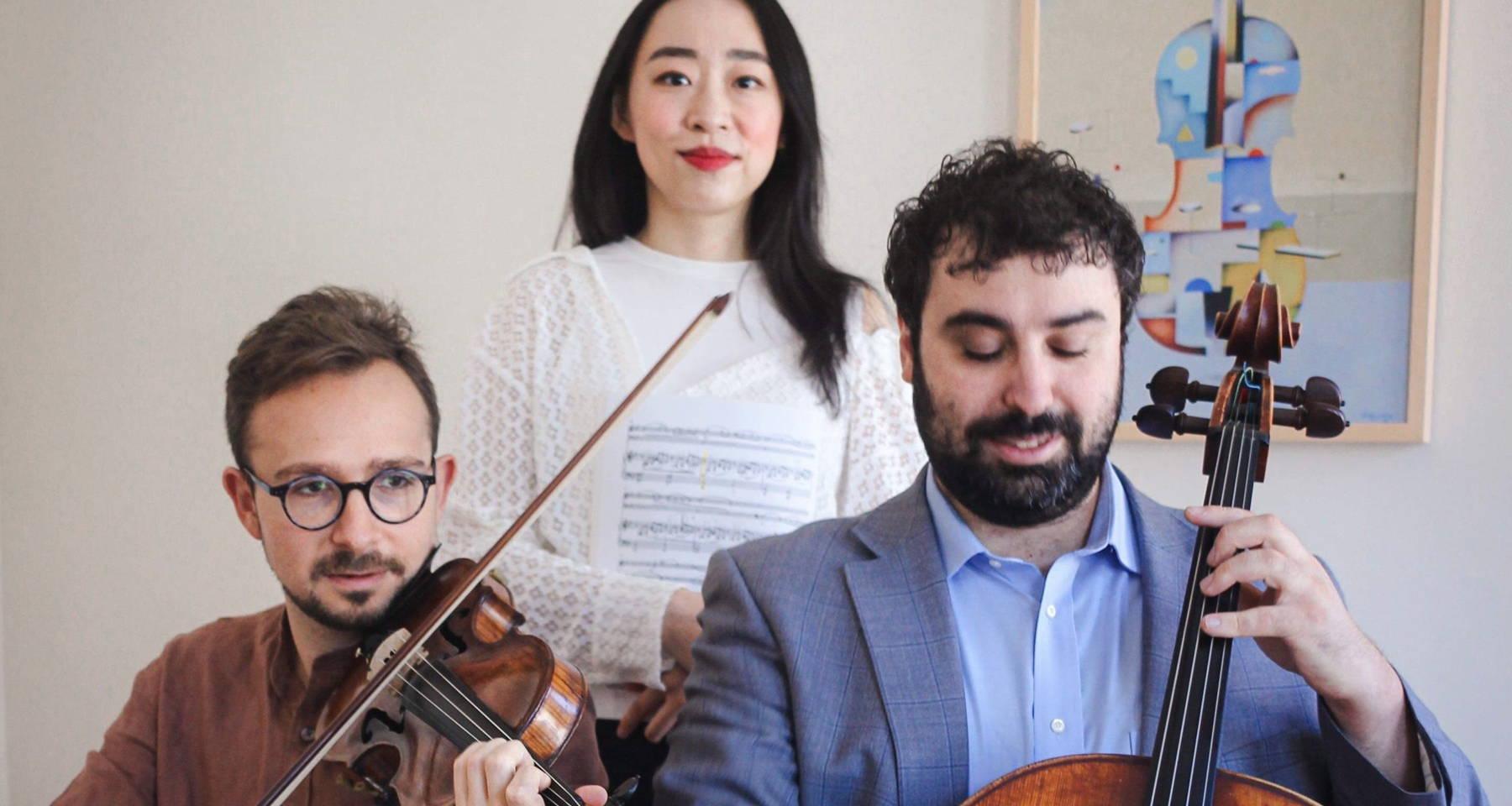 Russian Elegy - Felice Trio plays Arensky and Rachmaninoff