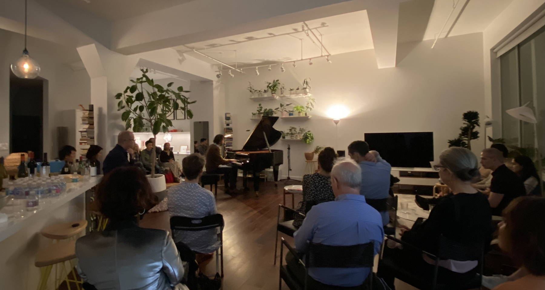 Classical Piano in NOMAD with Matthew Graybil