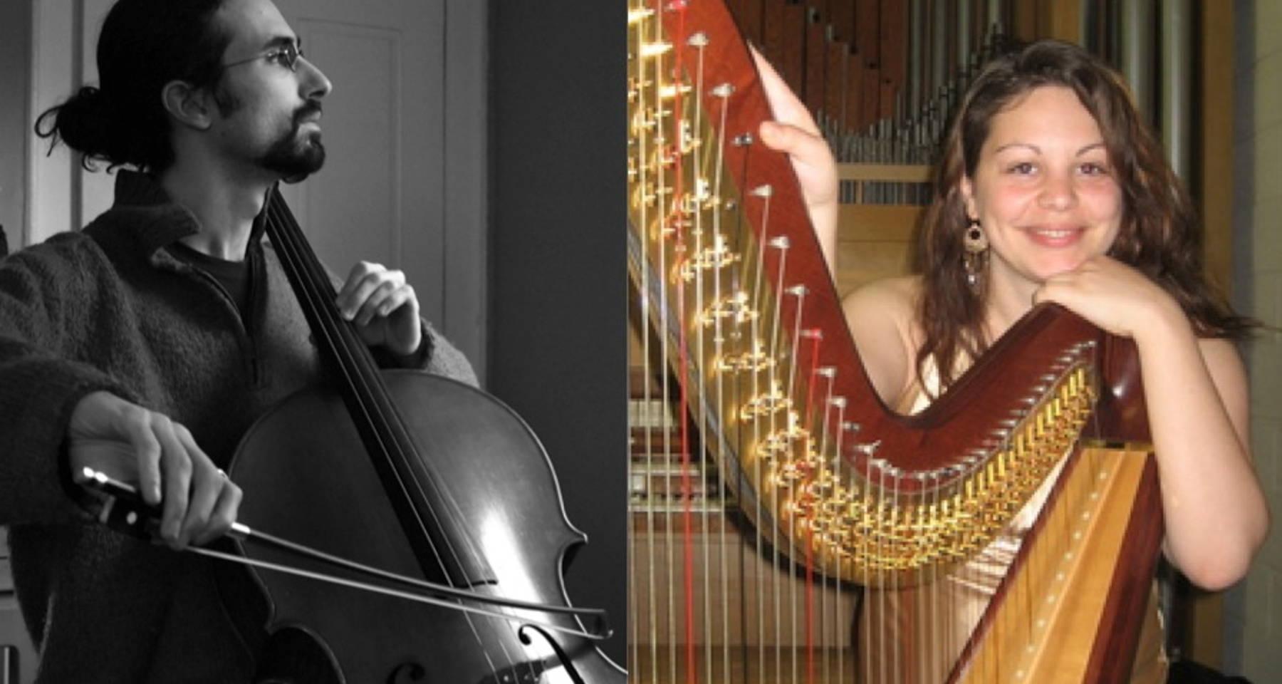 Strange Interlude Summer Musings II: Harp and Cello Music