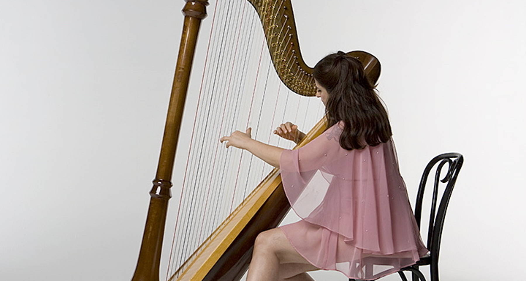 Visions and Fantasies-classics and new works for harp by Mia Theodoratus