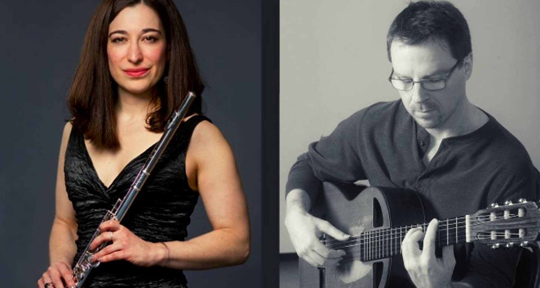 From the Four Corners: Music for Flute and Guitar From Around the World.