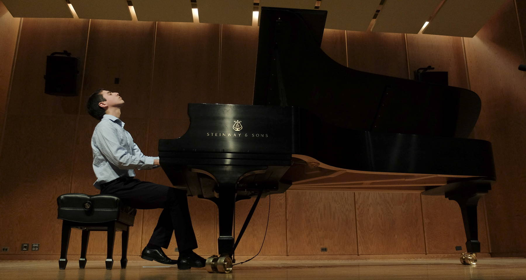 Scriabin and Chopin: discipleship through their preludes.
