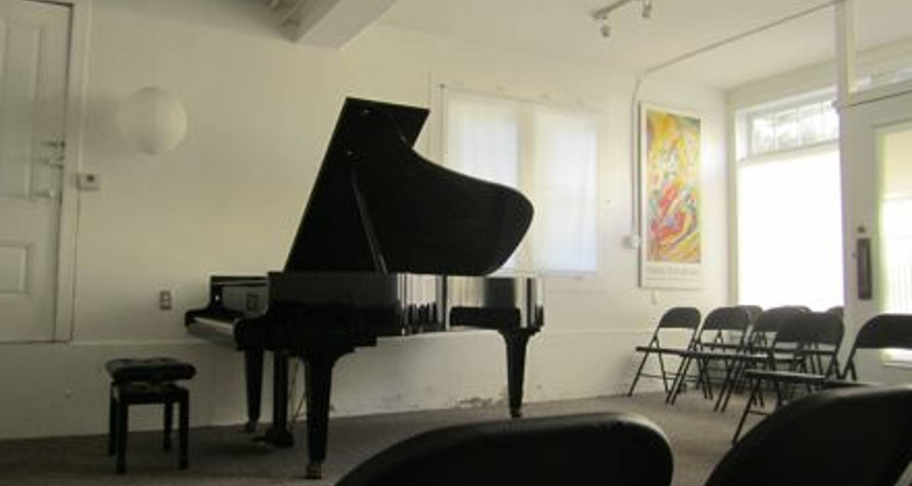 Aperitif Concert at 405 Shrader, the Haight's Intimate Recital Hall