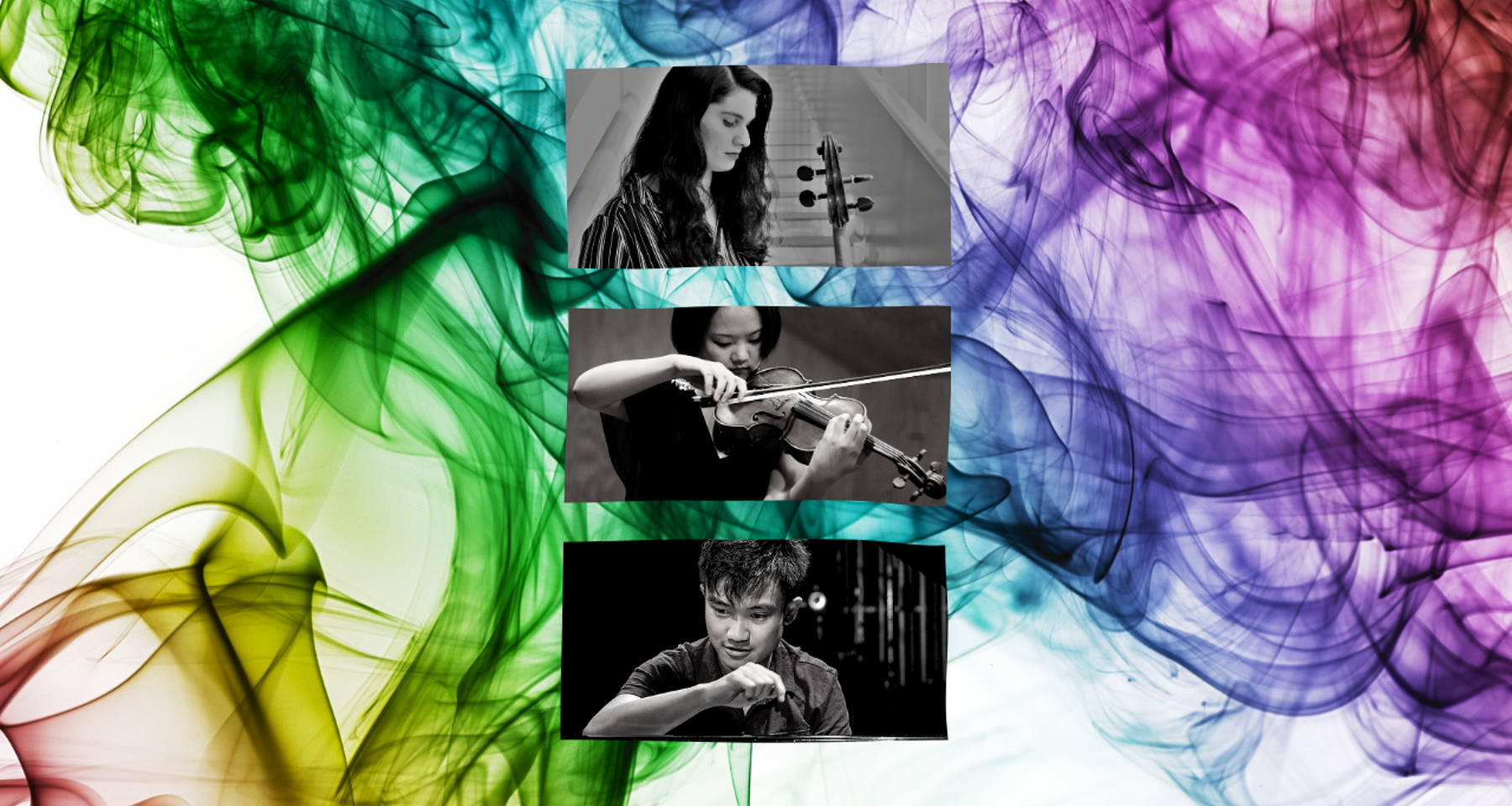 A Kaleidoscope of Piano Trios