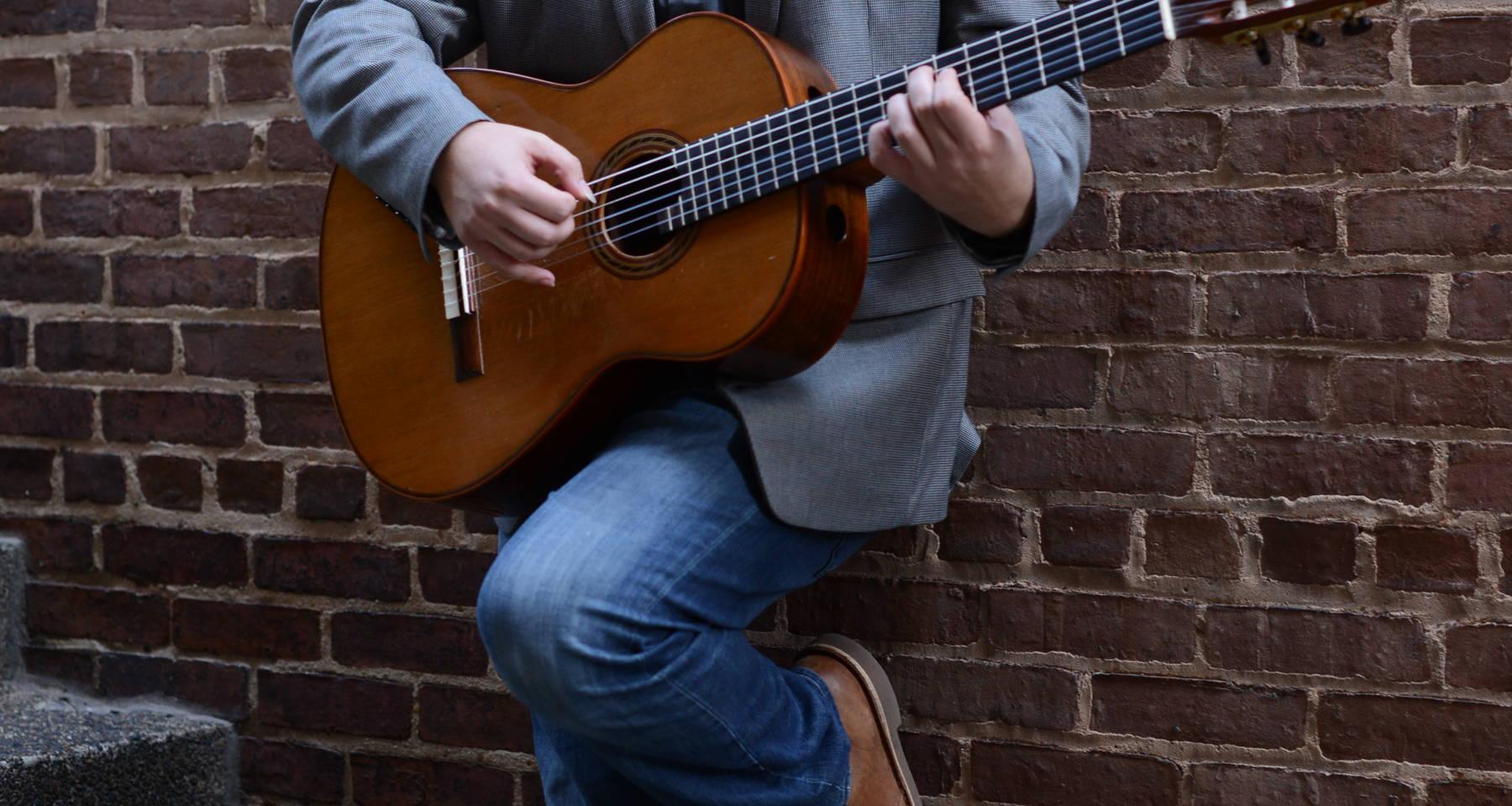 Capital City Concerts: Guitarist Zachary Grim