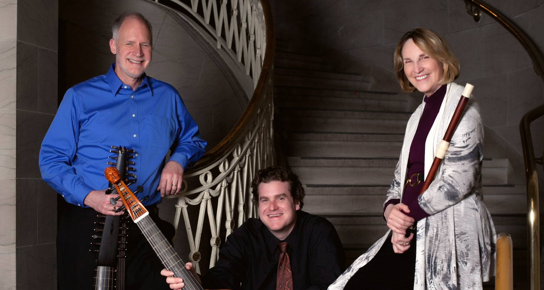 Grounds Abound: Entwyned Early Music Plays Catchy Chords and Righteous Riffs from the 16th & 17th Centuries