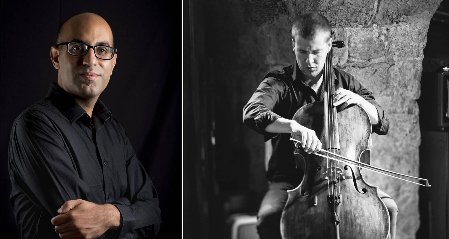 Musical Bridges with Fadi Deeb on piano and Sasha Doulov on cello