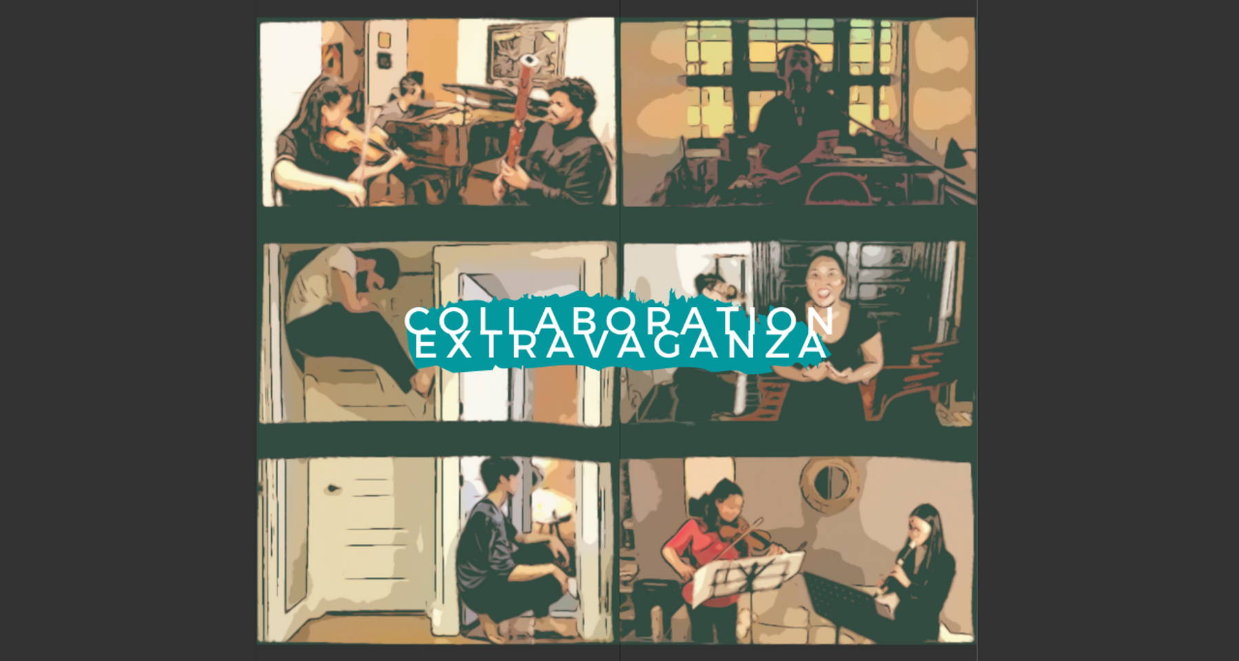 The Moving Orchestra Presents: Collaboration Extravaganza