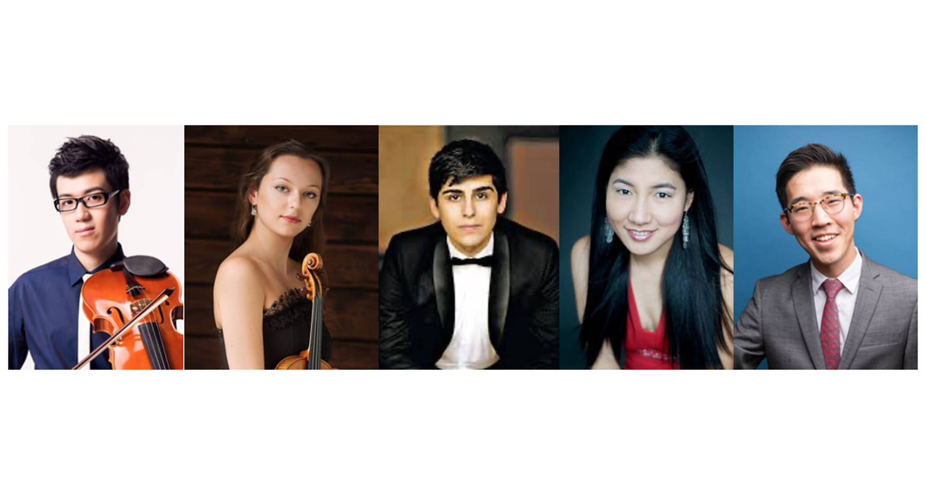 Songs of Hope 2 - Wellesley Chamber Players performs Schumann and Fauré