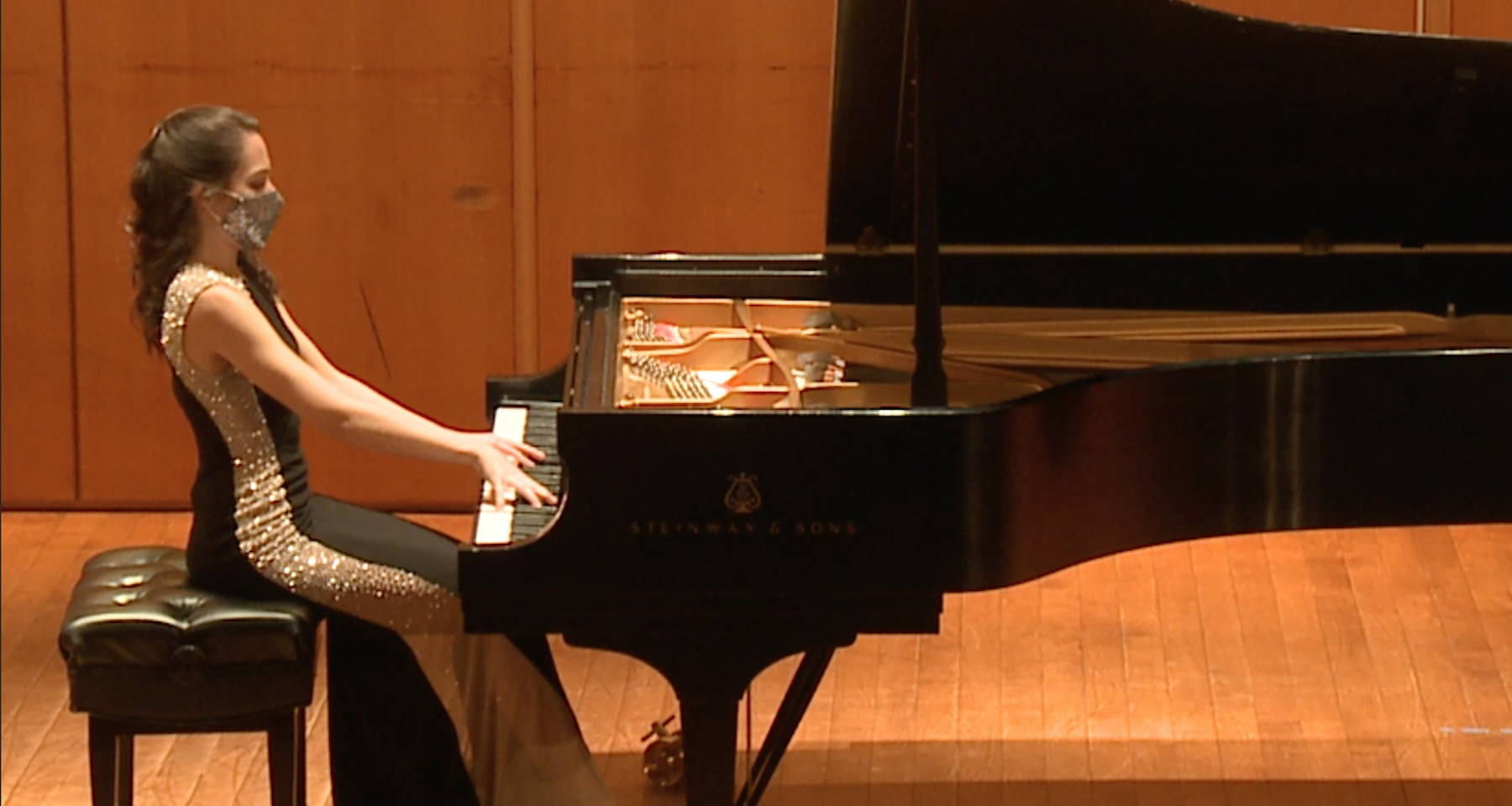 Jazz and Passion across Four Centuries with Maria Dell'Orefice, piano