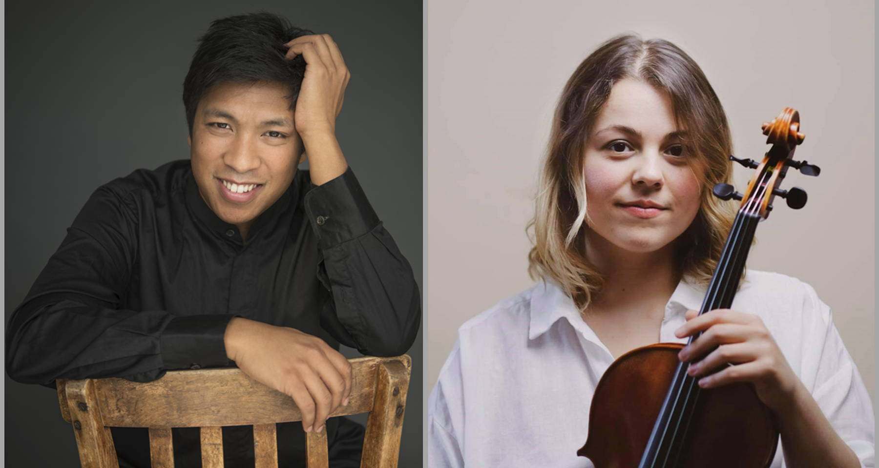 Live from Berlin   Songs from the East: a viola&piano recital