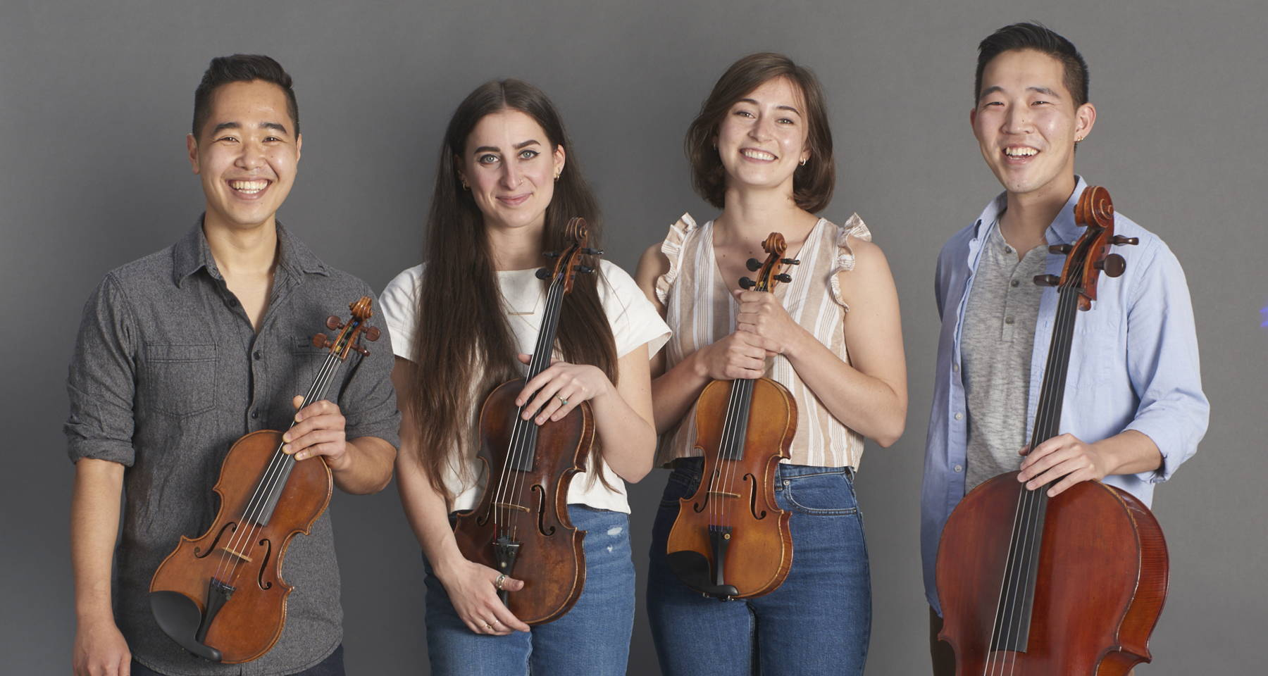 Rasa String Quartet Live: Resilience