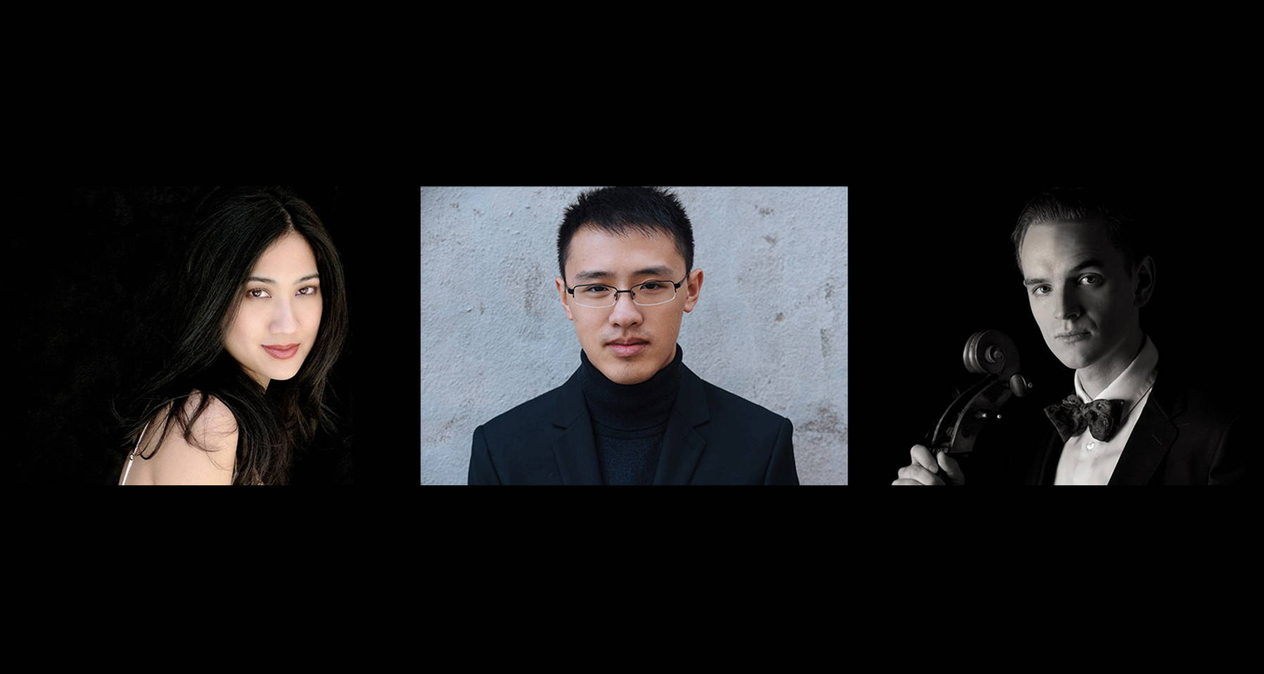 Max Tan and Friends: Schumann and Chausson Piano Trios