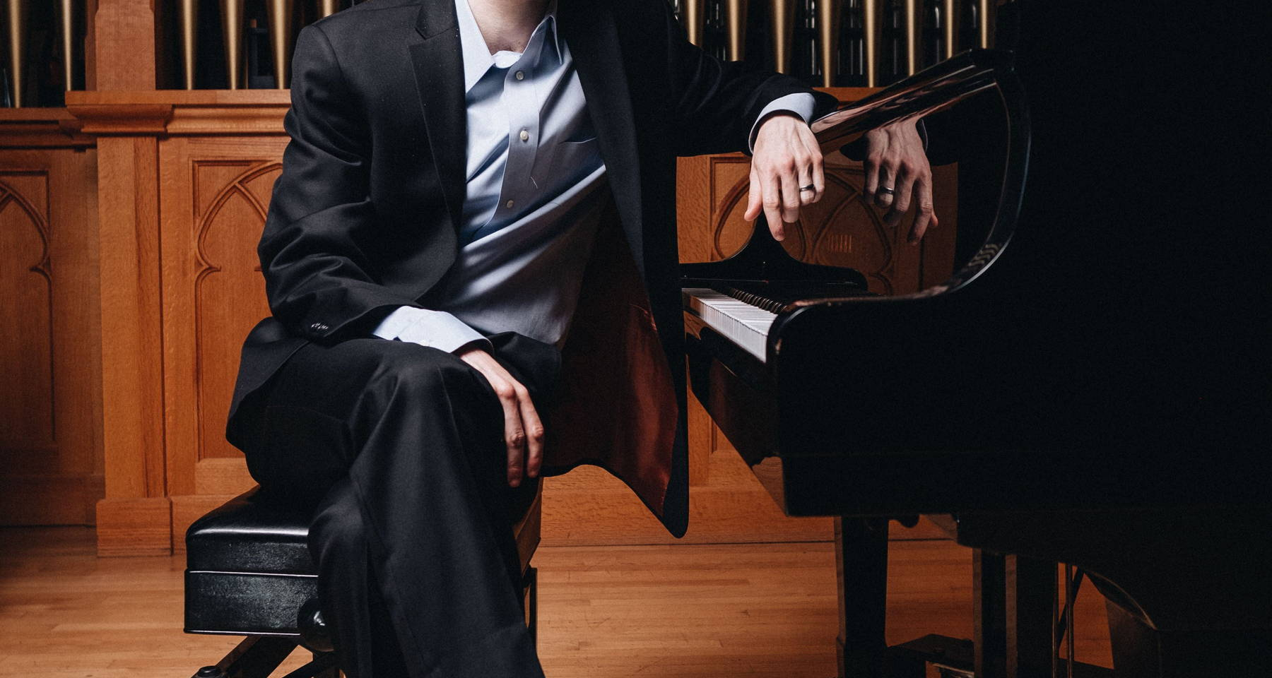 Five Fingers: Sam Post plays piano music for one hand by Sam Post