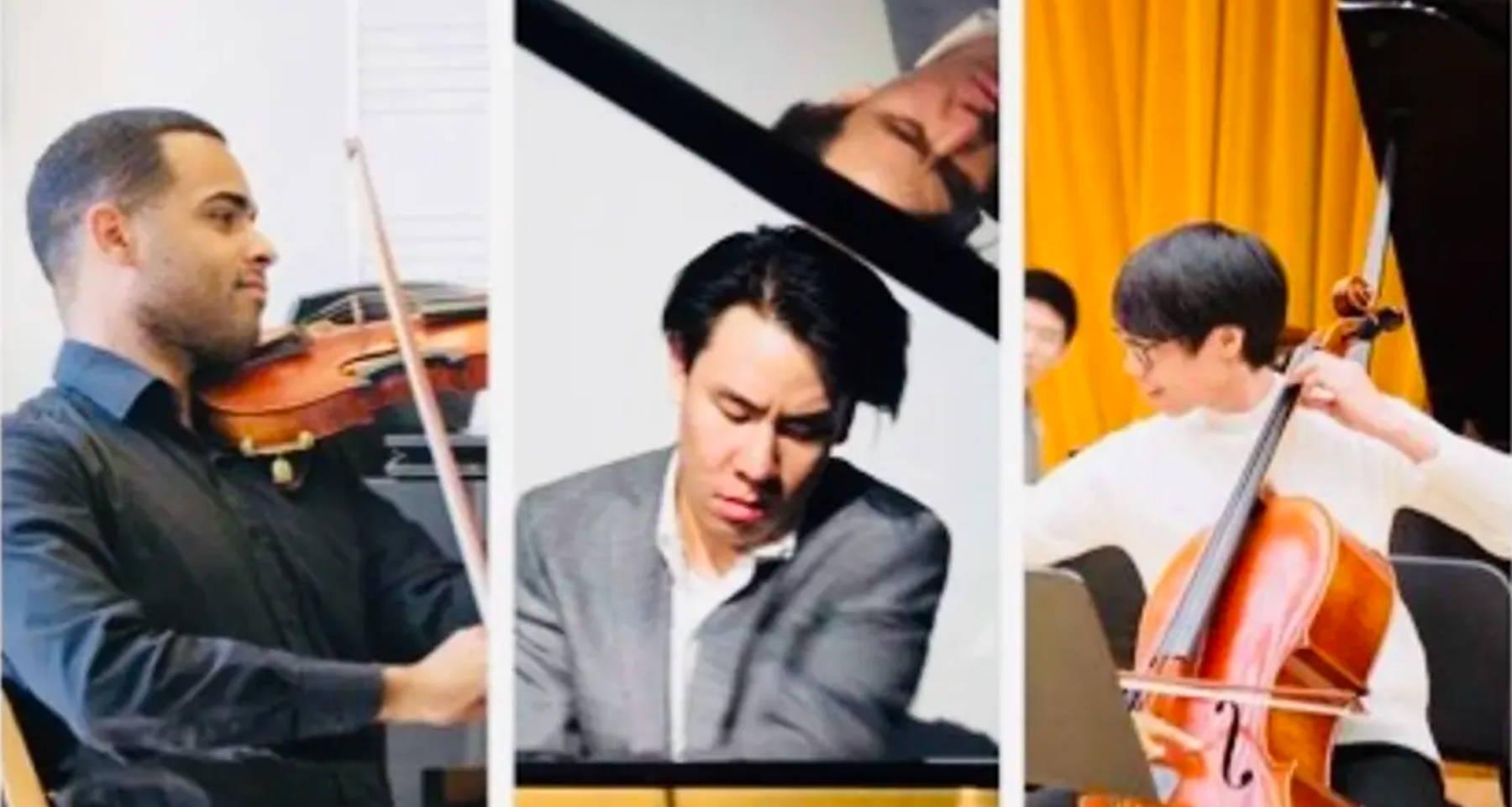 Rachmaninoff Cello Sonata and Franck Violin Sonata
