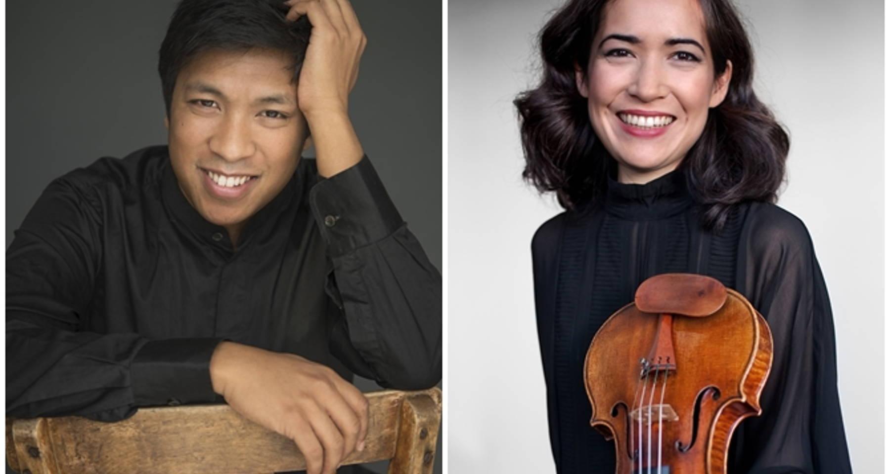 Yannick and Friends present : Violinist Viviane Hagner Live from Bechstein Showroom in Berlin