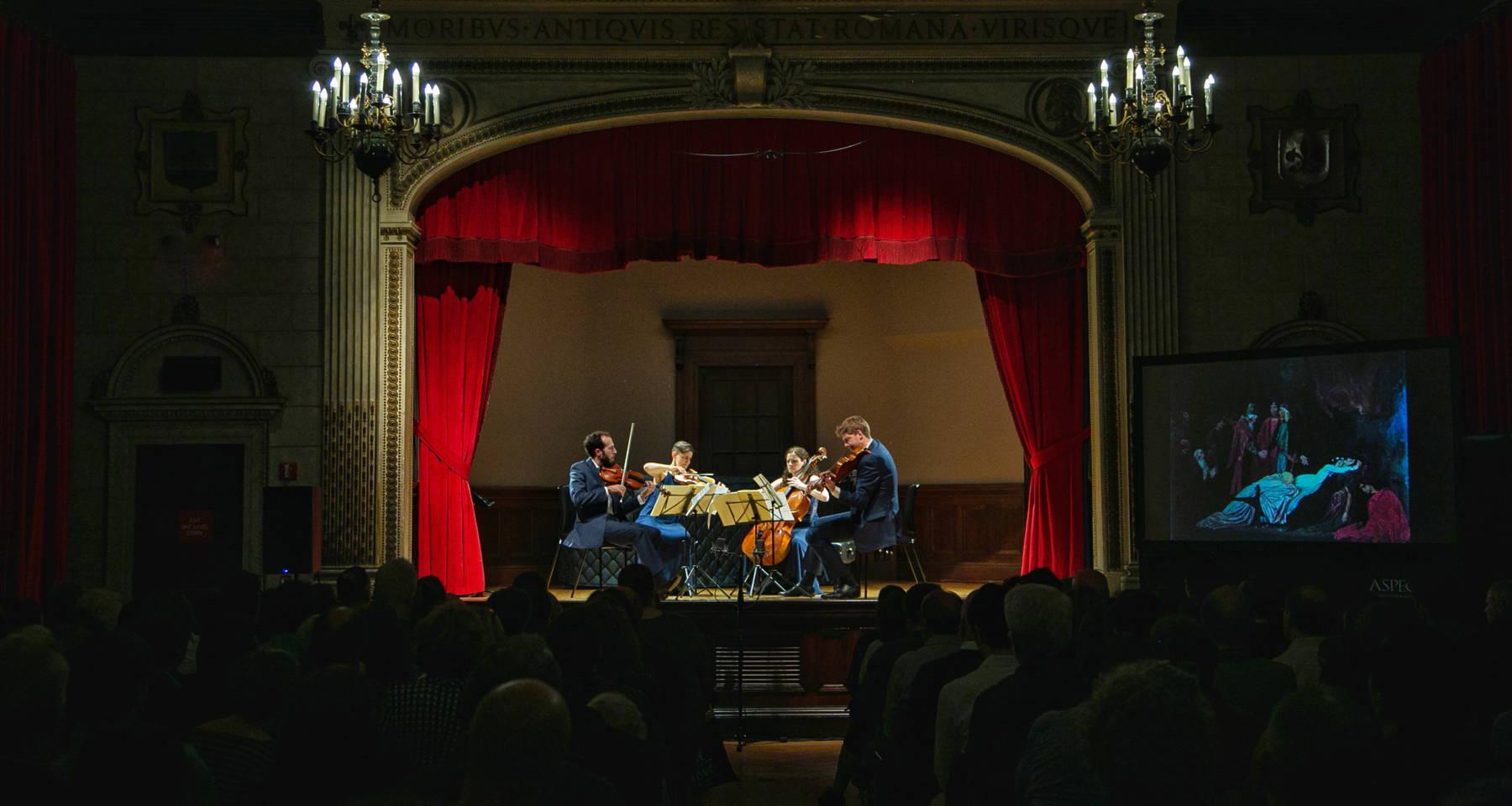 MUSIC OF THE PLEASURE GARDENS