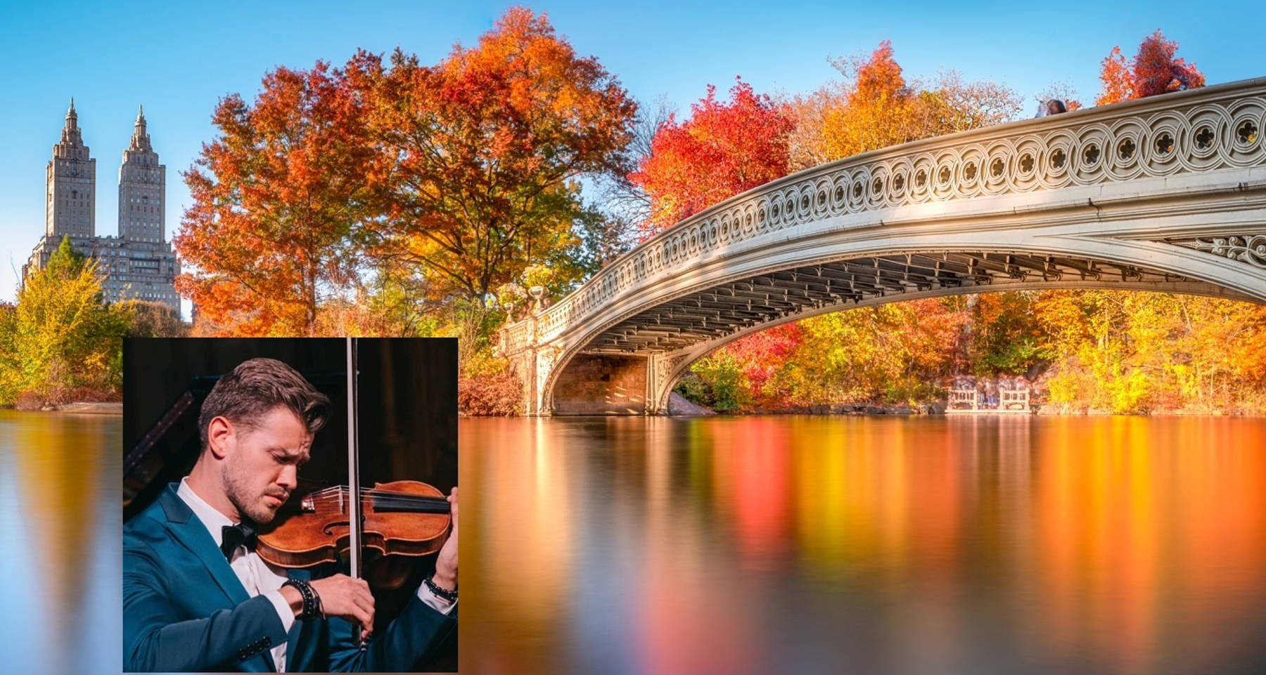 Foliage & Vivaldi's The Four Seasons: Fall @ Central Park
