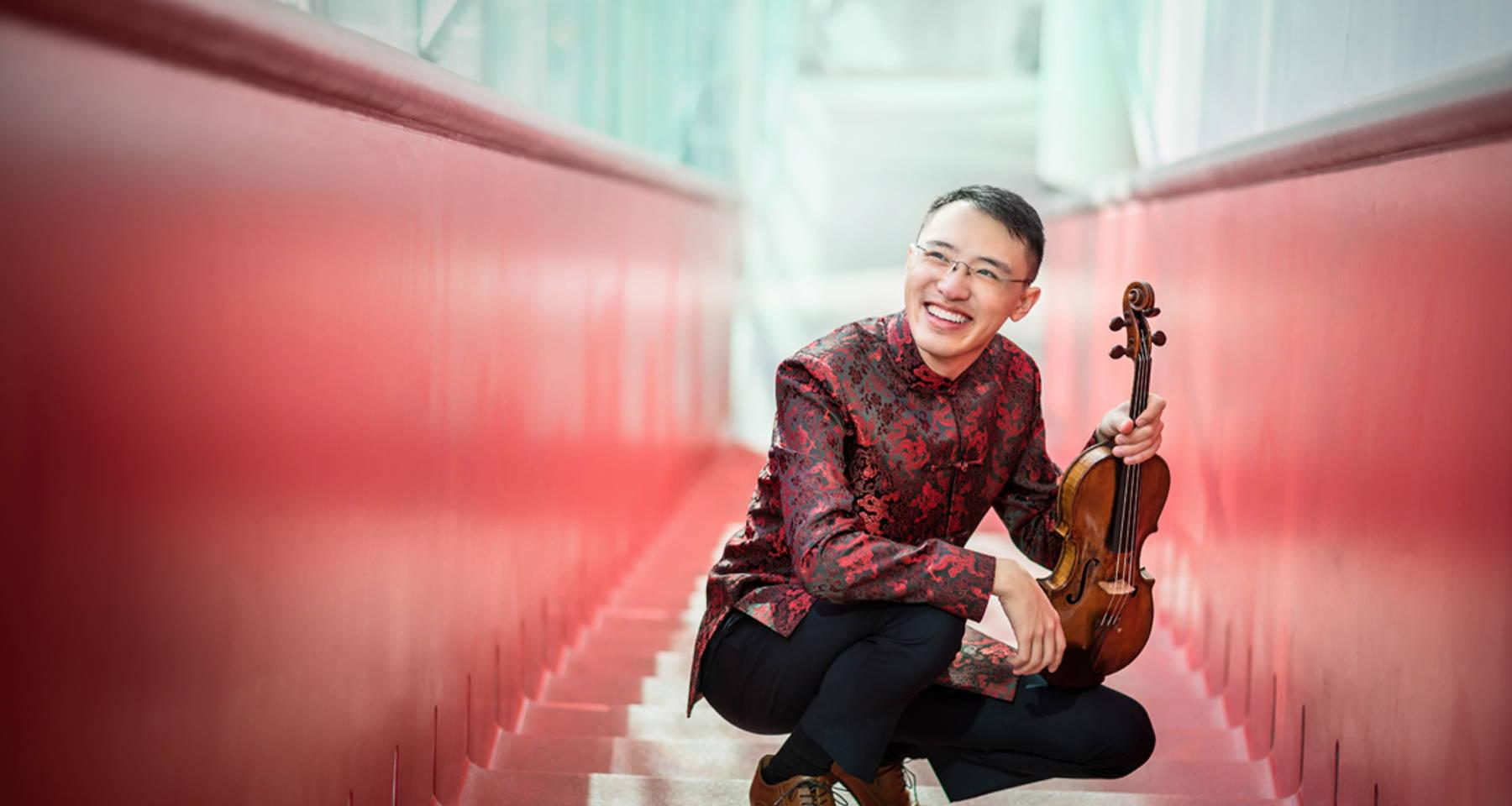 Max Tan and Friends: Mozart and Beethoven Violin Concertos