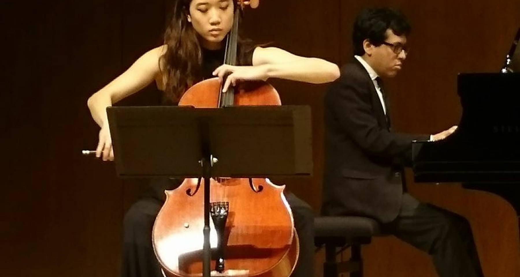 Riverbank Duo's First Live-Stream Concert!