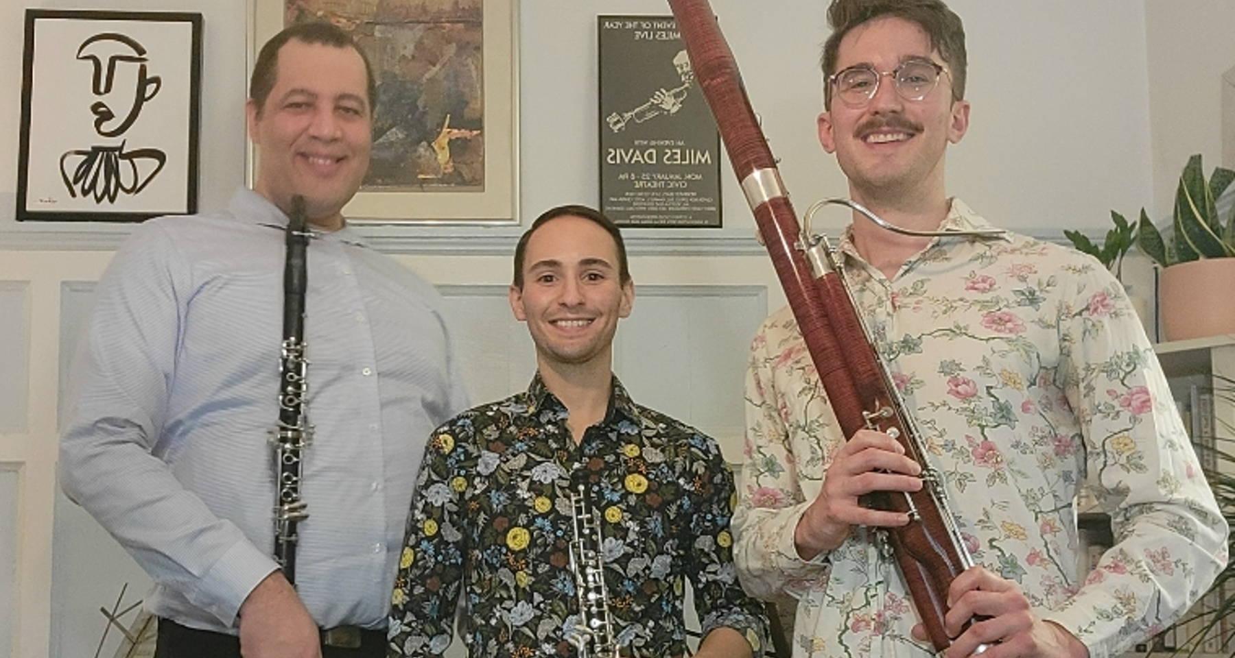 Trio212 presents Mozart opera arias