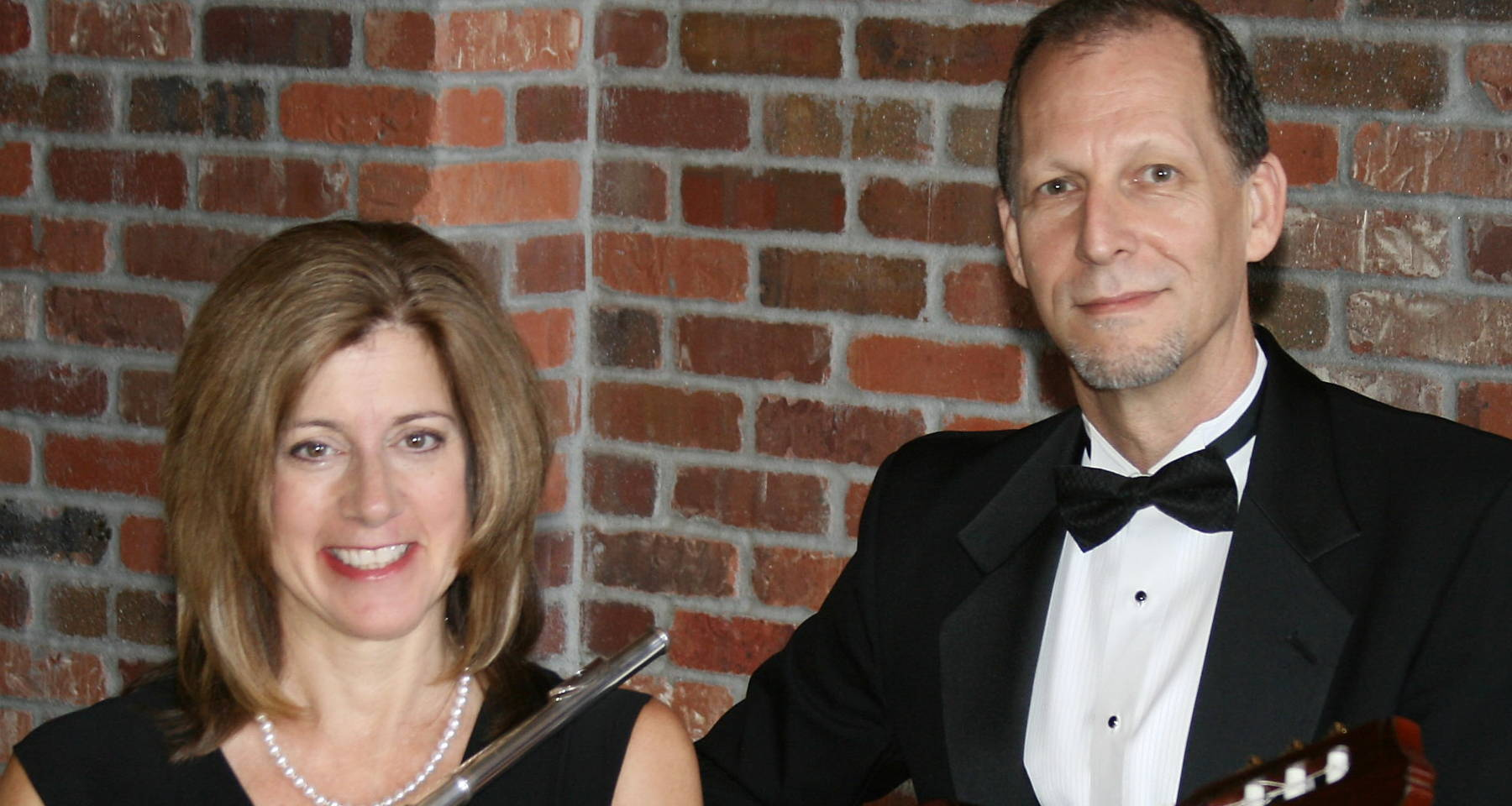 Daniel & Francesca, guitar and flute, in concert June 20!