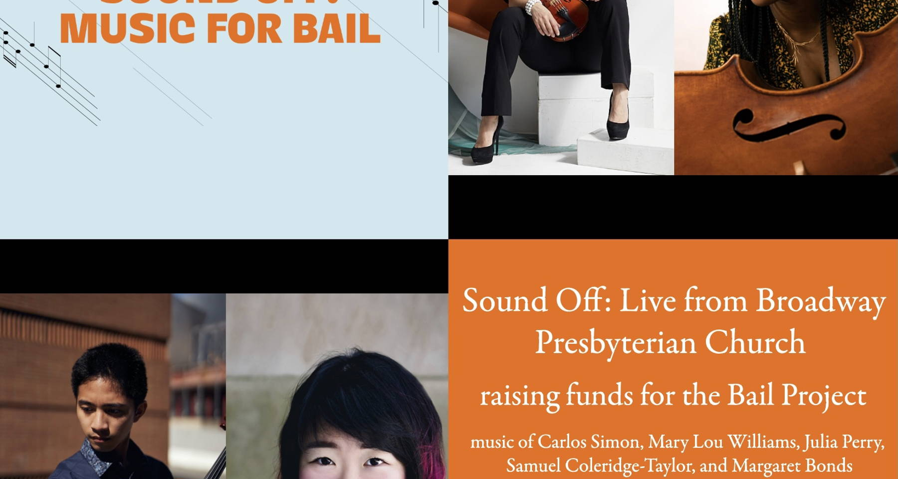 Sound Off: Live from Broadway Presbyterian Church